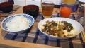 200711夕食は麻婆豆腐