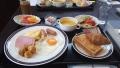 200724朝食の洋風プレート