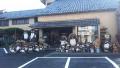 200801たぬきがいっぱいの信楽焼のお店