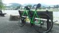 200813嵐山で小休止