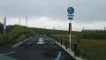 200829三郷橋の先に出来た新道に入る