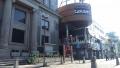 200829東向商店街と南都銀行本店