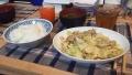 200829外出は断念し家で夕食