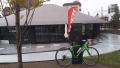 200905コフフンにTREKのバイクショップ