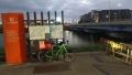 200919大豊橋で自転車道離脱