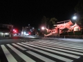 201018夜明け前の八坂神社