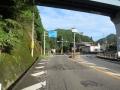 201018途中口の交差点から旧道へ