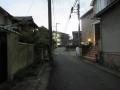 201103京街道を抜ける