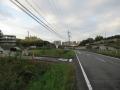 201103松井山手、美濃山方面へ
