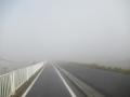 201108木津川でさらに濃霧