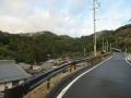 201123和束側から大正池方面へ