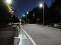 201205脇道に入って先の八瀬トンネル回避