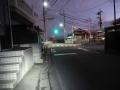 201231羽束師橋の先で右折して魚屋通へ