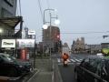 201231大石橋で左折して九条通を西へ