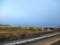201231振り返れば京都方面は真っ白