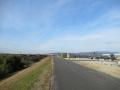 210103帰路は強風の木津川右岸
