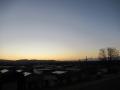 210109快晴で寒さの厳しい朝