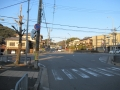 210206勧修寺から大岩街道へ