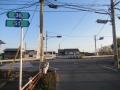 210410直交する県道36号を一瞬経由