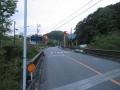 210424竹内峠から葛城町方面に向かって上っていく