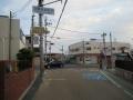 210424磐城駅まで国道に再々合流し横大路として東へ