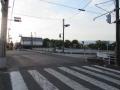 210424飛鳥川で大和中央自転車道と交差