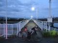 210503新大和橋で大和川を渡る