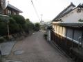 210503竹内街道旧道の急な下り