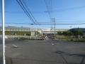 210503西名阪の郡山下ツ道ジャンクションも通過