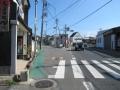 210503国道を左に入り奈良街道旧道へ