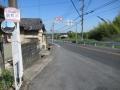 210503旧道から府道に合流
