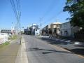 210503キリン堂前から奈良街道旧道へ