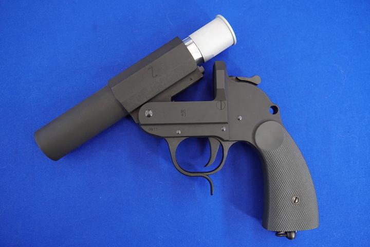 CAW モス28mmプロップ3