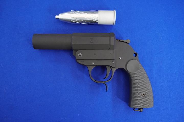 CAW モス28mmプロップ4
