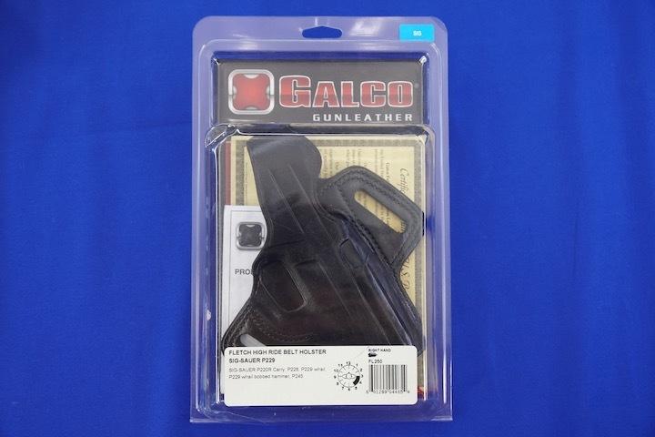 GALCO P228ホルスター9