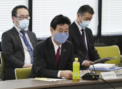 5月1日に開かれた 新型コロナウイルス感染症対策専門家会議