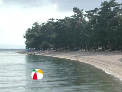 近江舞子浜