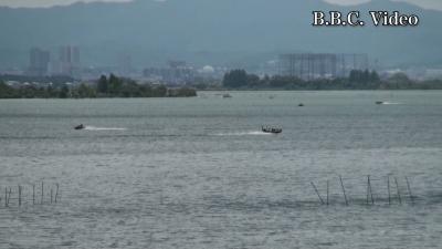 琵琶湖も新しい日常へ!! 道の駅が営業再開しました(YouTubeムービー)