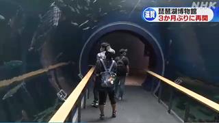 琵琶湖博物館再開4