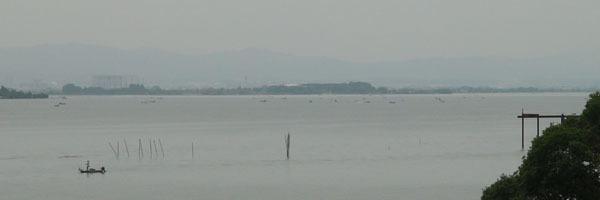 木浜5号水路〜下物沖(6月27日10時30分頃)