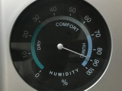 湿度89%(7月11日18時)