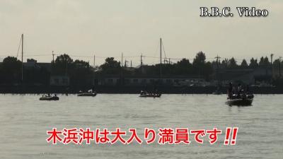 20-08-30木浜沖の船団に侵入YouTube1
