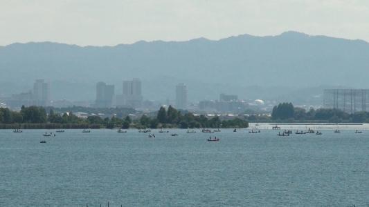 9月21日の木浜沖