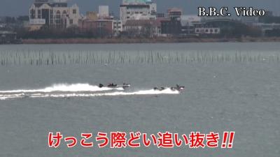 ガラ空きの日曜日!! 琵琶湖は緊急事態宣言の対象外なんですけどね・・・ #今日の琵琶湖(YouTubeムービー)