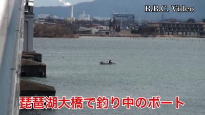 立春は真冬の寒さに逆戻り!! ガラ空きの琵琶湖南湖 #今日の琵琶湖(YouTubeムービー)