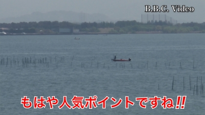 春らしい好天続きの琵琶湖!! PM2.5襲来 #今日の琵琶湖(YouTubeムービー)