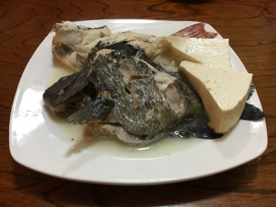 魚のまぁ〜す煮