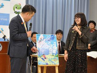 びわ湖の日 2020ポスターデザインを発表