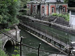 京都市山科区の琵琶湖疏水