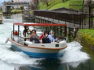 びわ湖疏水船